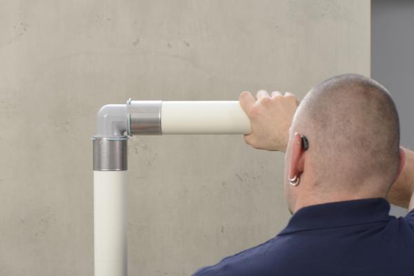 Neues für die Sanitär-Installation