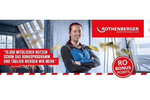 Das Bild zeigt das Werbeplakat des Bonusprogramms.