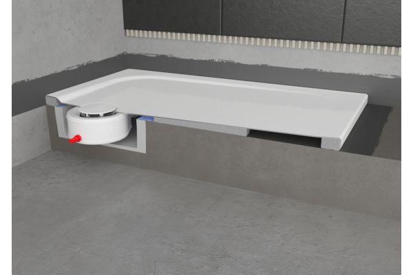 """Das Bild zeigt die System-Installationsbox """"S-IX""""."""