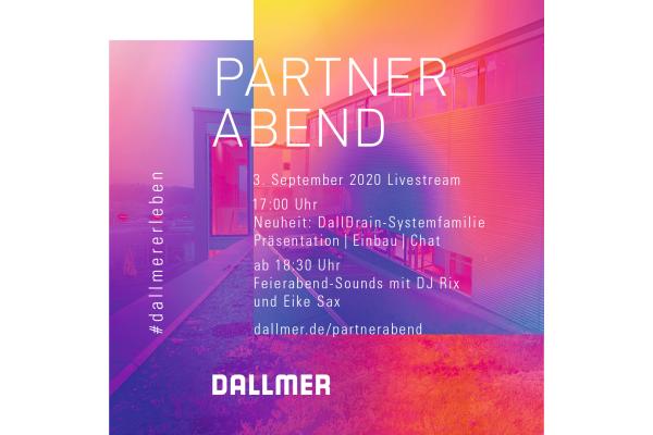 Virtueller Dallmer-Partnerabend