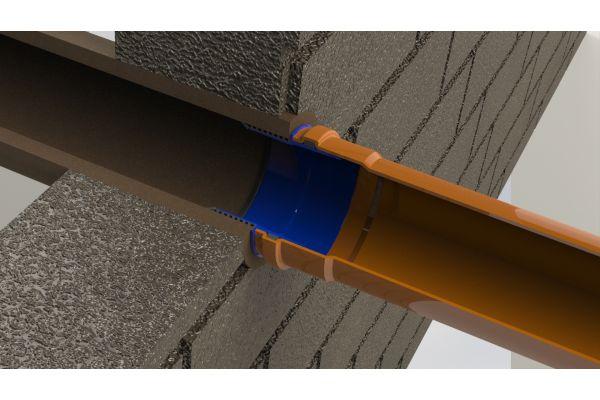 Das Bild zeigt den Innen-/Außen-Adapter.