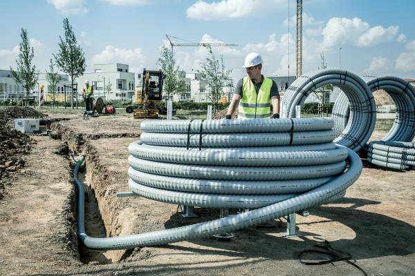 Wirtschaftlicher Einsatz langlebiger Rohrsysteme in Nah- und Fernwärmenetzen