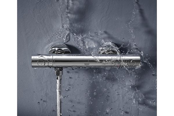 Grohe erweitert Sortiment um neue Thermostate