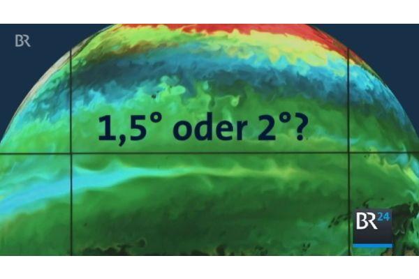 Der Zielwert der Temperaturbegrenzung: Temperaturen deutlich unter 2 °C und nach Möglichkeit sogar 1,5 °C zu erreichen.