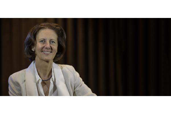 Diane d'Arras wird neue Präsidentin der International Water Association