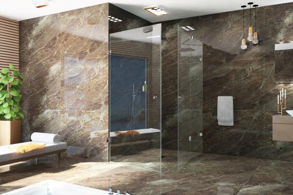 Duschen von Glassdouche punkten mit Individualität und zeitloser Eleganz