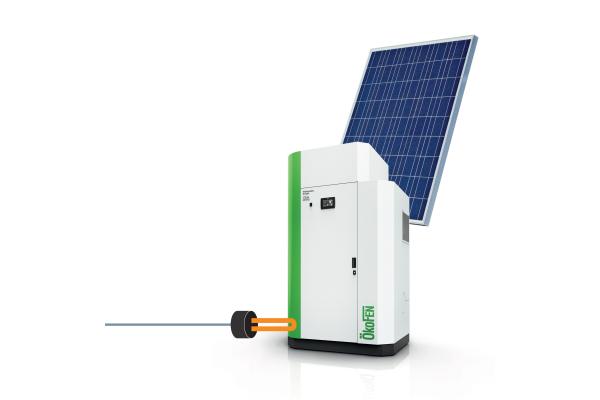 Update für die Sonnen-Pellet-Brennwertheizung