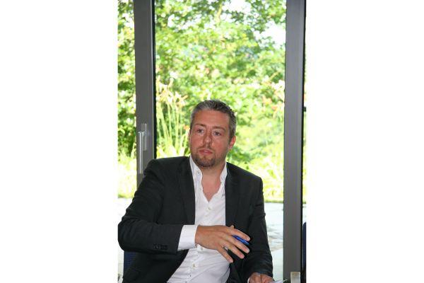 Oliver Brändlein beim Expertentreff
