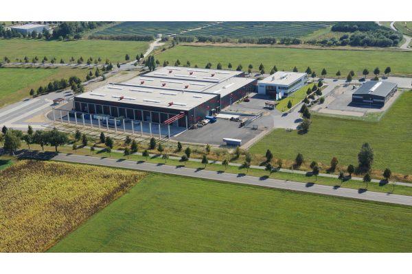 Firmensitz der Yados GmbH.