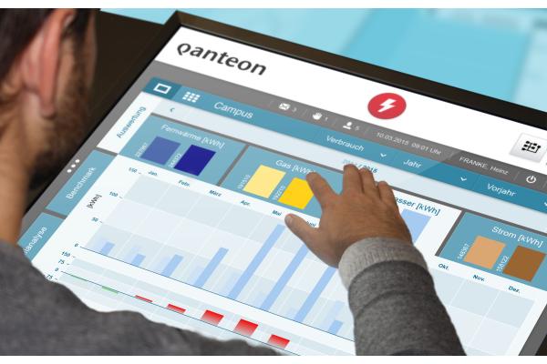"""""""Qanteon"""": Gebäude- und Energiemanagement in einem System"""