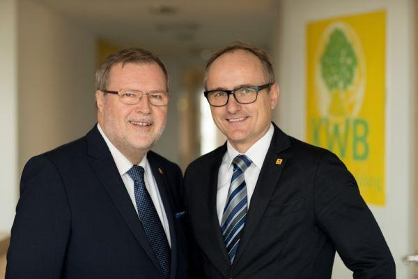 Claus Repnik und Dr. Helmut Matschnig.