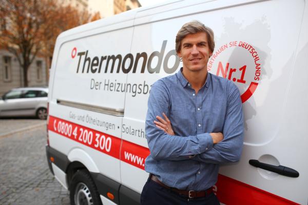 Exklusiv-Interview mit Philipp A. Pausder, Mitbegründer und Geschäftsführer von Thermondo