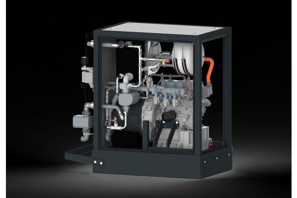 """""""neoTower LIVING 2.0"""" - Strom und Wärme im Kompaktformat"""