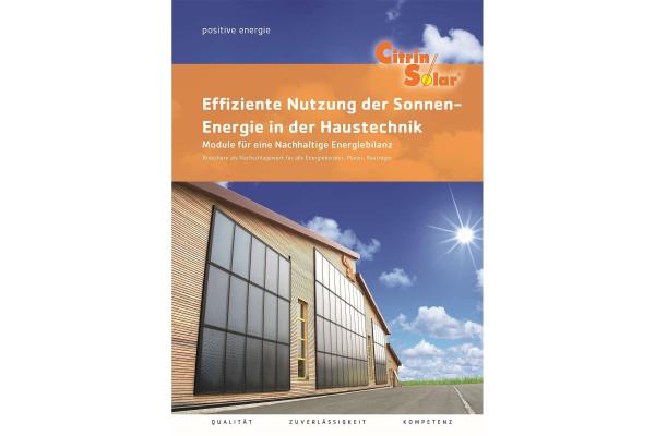 Die Möglichkeiten der Solarthermie im EnEV-Jahr 2017