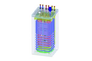 Die Solarspeicher von IVT gibt es als Schichtenspeicher, Solarspeicher zur Trinkwasser-Erwärmung oder Wärmepumpen-Solarspeicher mit Speicherinhalten von 300 und 500 Litern.