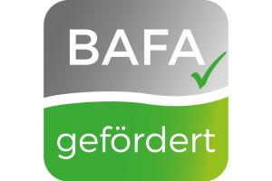 """Claim: """"BAFA-förderfähig""""."""