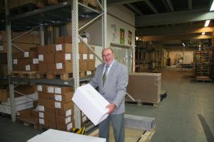 Pionier der Abgastechnik: Firmengründer Willi Skoberne.