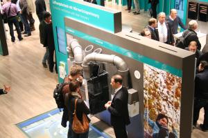 Die ISH 2017 findet vom 14. bis 18. März 2017 in Frankfurt am Main statt.