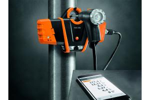 """Mit dem Abgas-Analysegerät """"testo 330i"""" der Testo AG  ist TÜV-geprüft und zugelassen für Messungen gemäß 1. BImSchV nach VDI 4206 und EN 50379, Teil 1-3."""