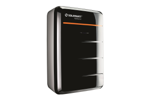 "Produktfoto des Solarwatt-Stromspeichers ""MyReserve""."
