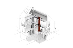 Der Nutzen einer Wohnraumlüftung geht weit über den Aspekt einer effektiven Schimmelvermeidung hinaus.