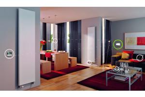 """Die Einbindung der Komponenten erfolgt bei Kermi-""""Smart Home"""" über die EnOcean-Funktechnologie. Das System ist somit auch offen für EnOcean-Haustechnikelemente anderer Hersteller."""