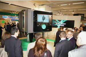 """Wilo proudly presents: Die Smart-Pumpe """"Stratos MAXO"""" gewann den """"Design plus powered by ISH""""-Award – als Gütesiegel für innovative und effiziente Technik."""