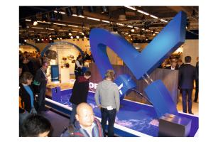 Die Pumpen-Welt 4.0 hat Grundfos aktuell unter dem traditionsreichen blauen Logo vor Augen – die archimedische Schraube wird immer digitaler…