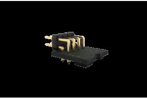 """Der neue Sensor für das dezentrale Lüftungsgerät """"Zewo SmartFan"""" zur automatischen Feuchte- und Zonenregulierung. Er misst die Temperatur und Feuchtigkeit der Raumluft und stellt eigenständig den passenden Modus zur optimalen Belüftung ein."""
