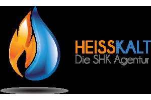 Das HEISSKALT-Logo.
