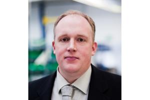 Christoph Weiland, Vertriebsleiter von rbr Messtechnik.