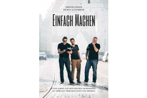 """Das Cover des Buches """"Einfach machen""""."""