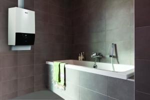 """Ob im Durchlauferhitzer-Prinzip oder in Kombination mit einem Wärmespeicher – der """"GW smart"""" liefert maximale Trinkwasserhygiene und höchsten Warmwasserkomfort."""