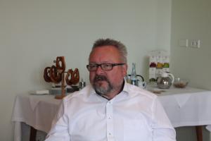 Bernd Gercken, SenerTec Kraft-Wärme-Energiesysteme GmbH.