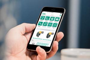 """Echt praktisch! Die """"Wilo-Smart Balance"""" App für den einfachen hydraulischen Abgleich."""