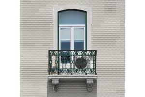 """Die Mini-""""ECOi"""" findet praktisch überall Platz - sogar auf kleinen Balkons."""