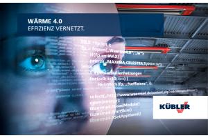 WÄRME 4.0 – der neue Blick auf die industrielle und gewerbliche Wärmeversorgung von Hallengebäuden.