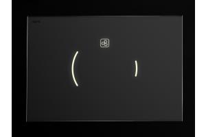 """Dank Nachtmodus sind die Segmente der """"Zero Lumo"""" auch im Dunkeln sichtbar."""