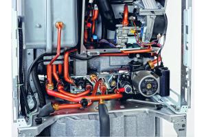 Überströmventile können herstellerseitig schon im Gerät beziehungsweise in den Anschlusszubehören integriert sein.
