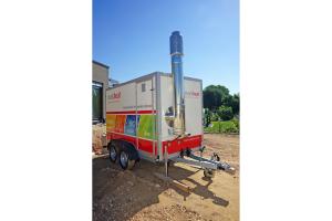 Mobile Heizzentralen sind zuverlässige Modernisierungshelfer.