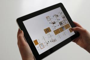 Mit Tablets können Installateure beispielsweise Bedienungs- und Wartungsanleitungen online abrufen und so wertvolle Zeit sparen.