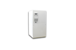 """Die Roth Luft/Wasser-Wärmepumpen """"AuraCompact PFR"""" sind mit Leistungen von 8 und 12 Kilowatt erhältlich."""