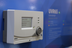 """Die Universalregelung """"UVR 65"""" der Technische Alternative RT GmbH."""