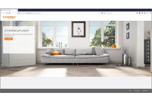 """Der """"ePLANER"""" ist eine neue benutzerfreundliche Software zur optimierten Planung der elektrischen Fußbodenheizung."""
