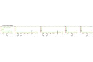 Bild 8: Rohrnetzstruktur hinter der untersuchten Ringleitung.