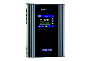 "Photovoltaik-Power-Manager ""AC-THOR""."