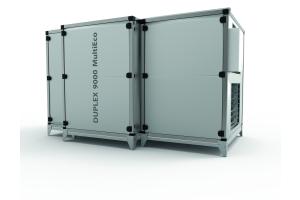 "Lüftungsgeräte der ""Duplex Multi Eco""-Serie."
