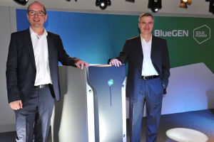 Andreas Ballhausen und Alberto Ravagni.