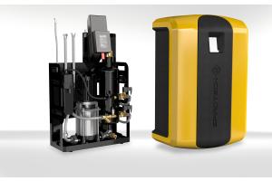 """Bei größeren und großen Anlagen empfiehlt sich der Einsatz von Vakuumentgasern, wie der """"SpiroVent Superior"""". Die neue Spirotech-Gerätegeneration steht  im Frühjahr 2019 zur Verfügung."""