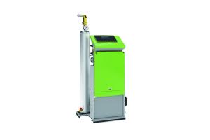 """Das """"Servitec""""-System von Reflex kann bei Klein- und Großanlagen den Sauerstoffgehalt im Wasser und damit auch die Korrosion reduzieren."""